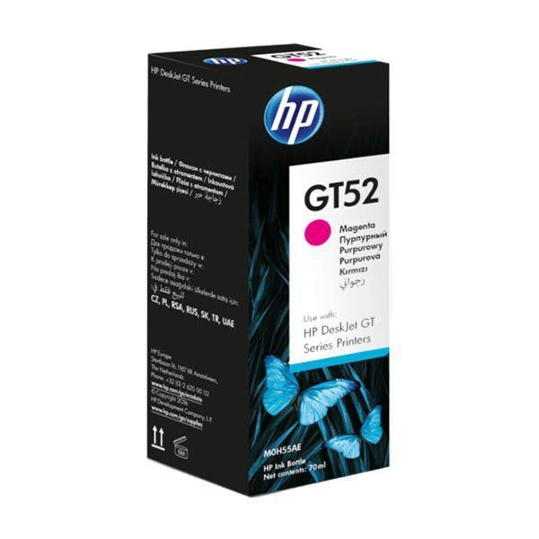 HP GT52 Magenta Original Ink Bottle (M0H55AA)  Armenius Store