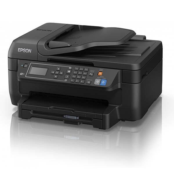 Printers & Scanners Epson WF-2750DWF Inkjet (C11CF76402)|armenius.com.cy