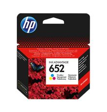 HP 652 Tri Color Original (F6V24AE)|armenius.com.cy