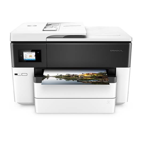 HP Officejet Pro 7740 Format A3  Armenius Store