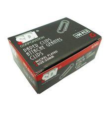 Paper Clips 33mm 100 pcs Box | armenius.com.cy