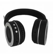 HeadSet Komc B102 / Wireless / Black|armenius.com.cy