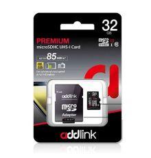 Addlink 32 GB Micro SDHC class 10| Armenius Store