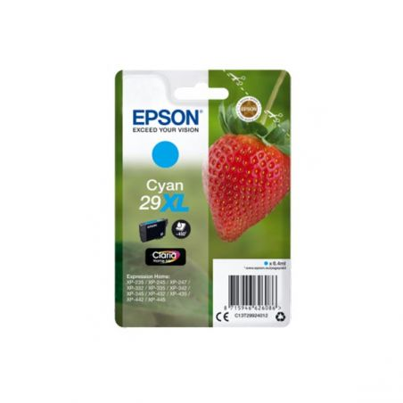 Epson 29XL / Singlepack / Cyan original| Armenius Store