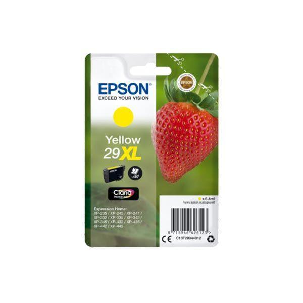 Epson 29XL / Singlepack / Yellow original| Armenius Store