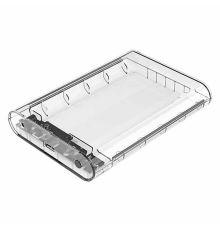 "ORICO 3.5"" Transparent External Hard Drive Enclosure"