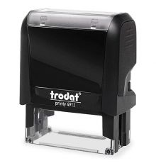 Trodat Professional text stamp 4910|armenius.com.cy