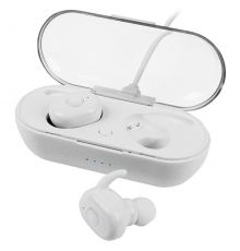 Toka Stereo Ear Buds White|armenius.com.cy