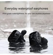 Baseus Encok W02 Earbuds / Black NGW02-01| Armenius Store