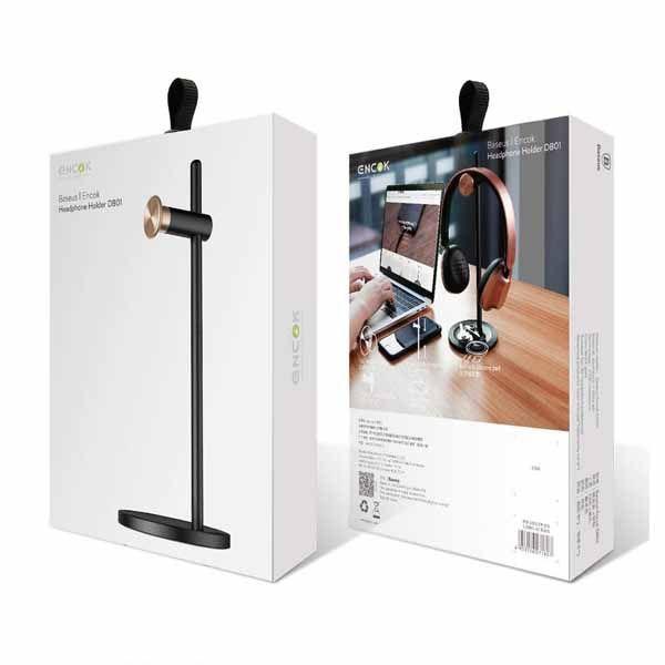 Baseus Earphone Headphone holder Encok DB01| Armenius Store