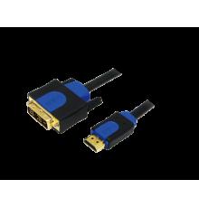 Logilink DVI Male To HDMI Male / 1m armenius.com.cy