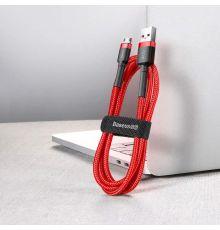 Baseus Micro USB Cafule 2.4A 1m (CAMKLF-B09)| Armenius Store