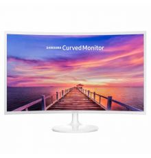 Samsung Monitor 32'' FHD White Curved| Armenius Store