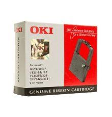 OKI Genuine ribbon cartridge for ML
