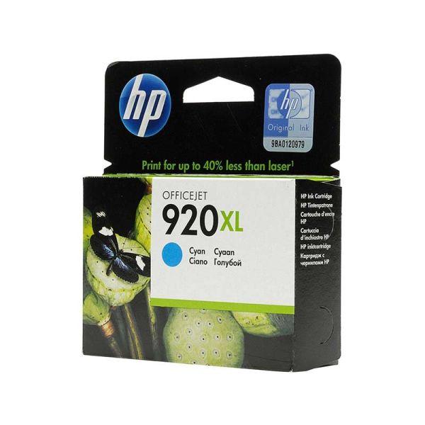 Ink cartridges Ink HP 920XL Cyan CD972AE|armenius.com.cy
