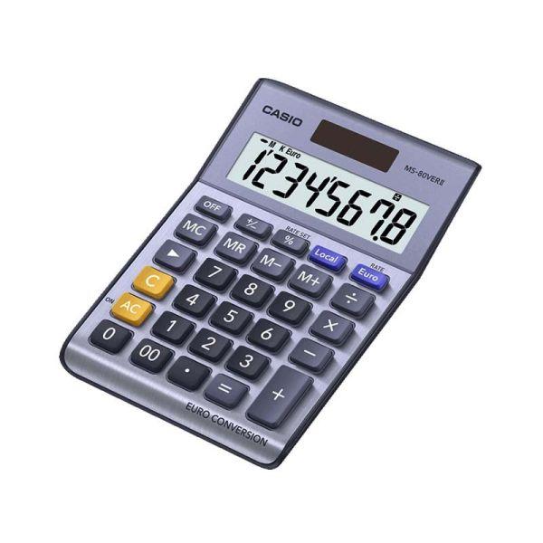 Casio Calculator MS-80VER|armenius.com.cy