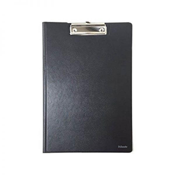 Filing & Archiving Esselte Standart clipboard A4 black|armenius.com.cy