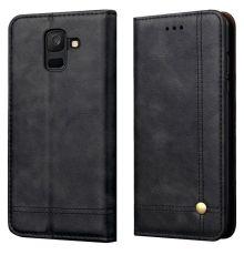 Samsung Galaxy A6 (2018) Elegant Flip Case|armenius.com.cy