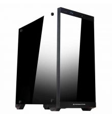 Xigmatek Scorpio II Mini Tower PC Case|armenius.com.cy