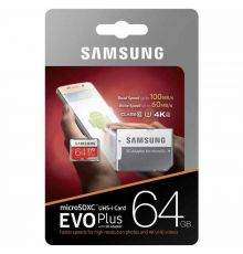 Samsung Evo Plus Micro SD 64 GB| Armenius Store