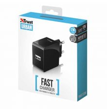 Trust Wall Fast Charger USB 12W UK| Armenius Store