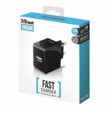 Trust Wall Fast Charger USB 12W UK|armenius.com.cy