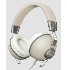 Trust Noma 3.5 mm Retro ivory Headset|armenius.com.cy
