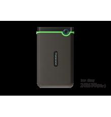 Transcend StoreJet 25M3 1 TB Portable USB Hard Drives / External