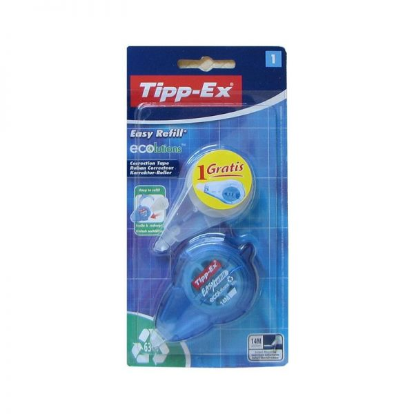 Corrections TIPP-EX EASY REFILL CORECTION TAPES|armenius.com.cy