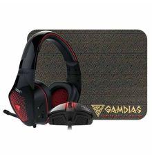 Gamdias Artemis E1 Gaming Combo 3 In 1|armenius.com.cy