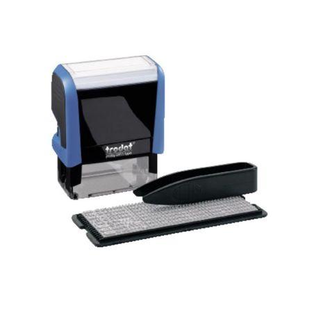 Trodat 4912 Typo diy self inking stamp - English| Armenius Store