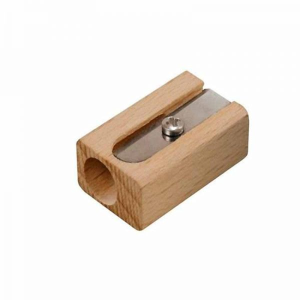 General Supplies Single hole wooden sharpeners|armenius.com.cy