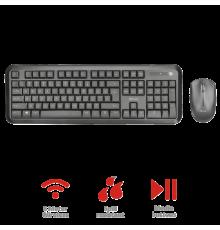 TRUST Nova Wireless GR Keyboard mouse bundle| Armenius Store
