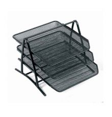 Filing & Archiving Metalic 3-Tiered Tray|armenius.com.cy