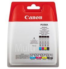 Canon Multipack PGI-570BK CLI-571 Original Ink