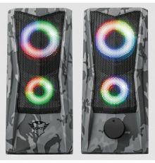 TRUST GXT 606 Javv RGB 2.0 Speaker Set| Armenius Store