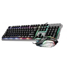 Alcatroz X-Craft XC3000 Gaming Keyboard & Mouse Combo|armenius.com.cy