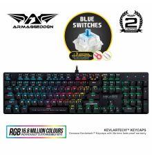 Armaggeddon MKA-11R ProGaming Mechanical Keyboard| Armenius Store
