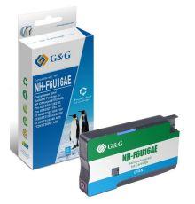 G&G Cyan Compatible Cartridge HP 953XL / F6U16AE|armenius.com.cy