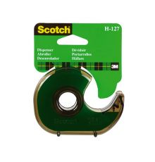 Tapes & Adhesives Scotch tape dispenser H127|armenius.com.cy