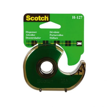 Tapes & Adhesives Scotch tape dispenser H127|armenius.com.cy