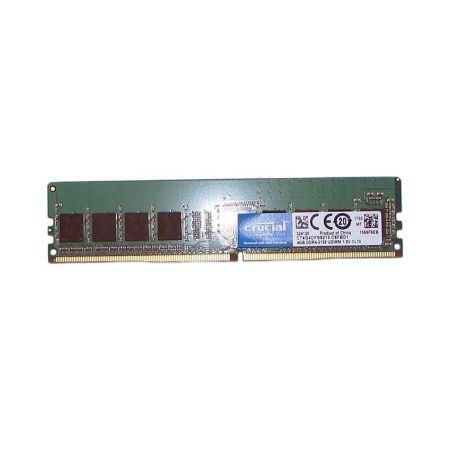RAM RAM CRUCIAL 4GB DDR4 2133 PC4-17000