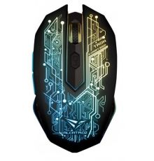 Alcatroz X-Craft AIR Tron 5000 Wireless Rechargeable Gaming