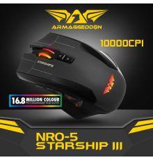 Armaggeddon Starship 3 Soviets Pro-Gaming Mouse| Armenius Store