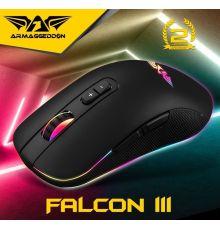 Armaggeddon Falcon 3 Pro-Gaming Mouse| Armenius Store