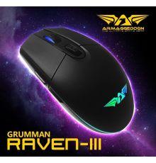 Armaggeddon Raven 3 Pro-Gaming Mouse| Armenius Store