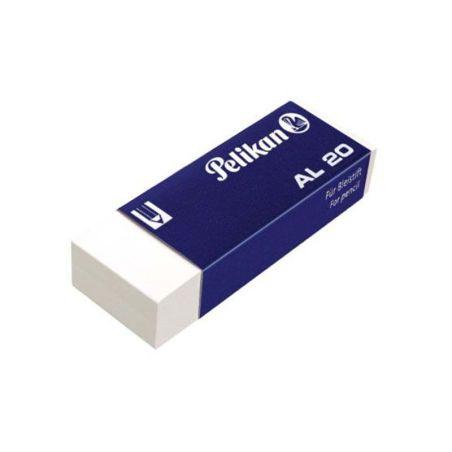 Corrections Pelikan plastic eraser Al 20|armenius.com.cy