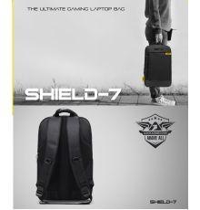 Armaggeddon SHIELD 7 Anti-Theft Gaming Bag Black  Armenius Store