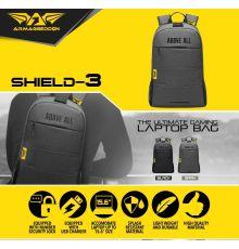 Armaggeddon SHIELD 3 Anti-Theft Gaming Bag Black| Armenius Store
