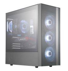 Cooler Master MasterBox NR600 ATX PC Case Dark Gray| Armenius Store